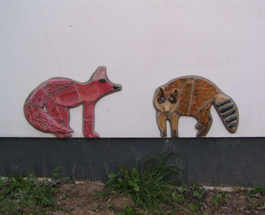 Katrin Apel, Keramik, Schenkelsberg